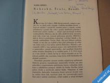 Krejčí Karel NEBESKÝ, ŠTULC, BENDL 194?
