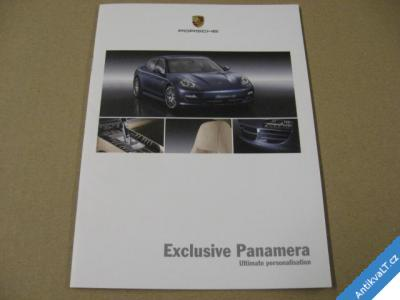 foto    EXCLUSIVE PANAMERA personalisation ultimate