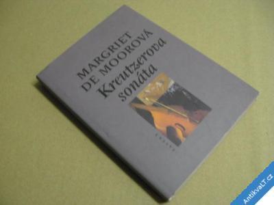 foto    Moorová Margriet KREUTZEROVA SONÁTA 2003