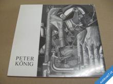 PETER KÖNIG 1999 krásný katalog Set verlag