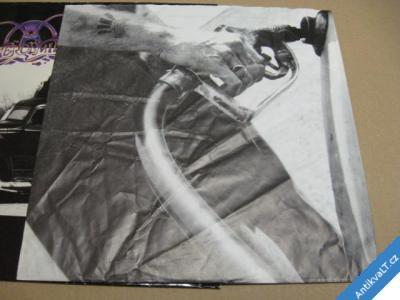 foto    Aerosmith PUMP 1989 GEFFEN REC.