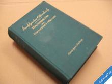 HANDBUCH DER DROGISTEN Buchheister 1928 Berlin