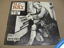 J. S. Bach Oleg Jančenko varhany USSR