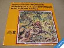 Porfirjevič Borodin s.2 Bohatýrská Polovecké tance