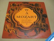 Mozart D dur Pražská Haffnerova Německé tance PKO