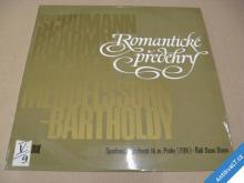 ROMANTICKÉ PŘEDEHRY Schumann, Brahms, Wagner...FOK