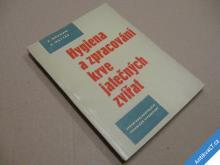 HYGIENA A ZPRACOVÁNÍ KRVE JATEČNÝCH ZVÍŘAT 1960