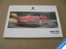 Inner Fire The new Boxter Porsche 2008