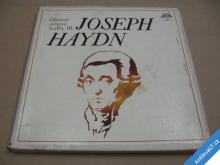 Haydn Joseph 2 LP Geniové světové hudby 1977