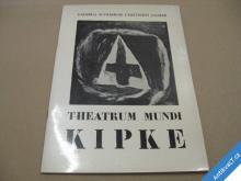THEATRUM MUNDI KIPKE ZAGREB 1986