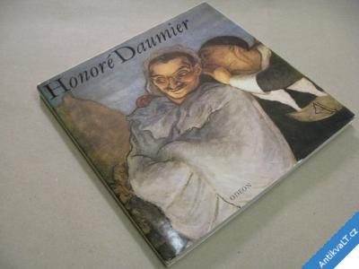 foto    Daumier Honoré ODEON 1981 Vlček Tomáš
