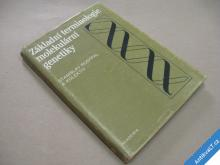 ZÁKLADNÍ TERMINOLOGIE MOLEKULÁRNÍ GENETIKY 1990