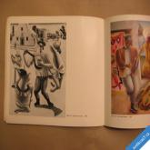 Edward Burra Penguin modern painters 1945 England