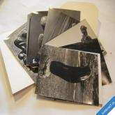 KRESBY A PLASTIKY ŽÁKŮ JANA ŠTURSY T. Honty 12 pohlednic NG 1964