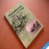 FORTSBORNÍK 7/II zvláštní číslo 2002 ČS OPEVNĚNÍ