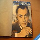 ALMANACH FRANCOUZSKÉHO FILMU 1935 CINE MIROIR