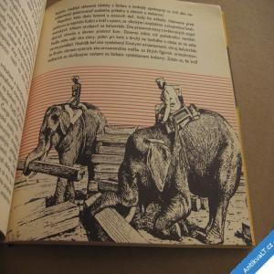 foto MOJ KONIČEK SLON sloní dějepis Dusil Viktor, Mráz Jano 1969