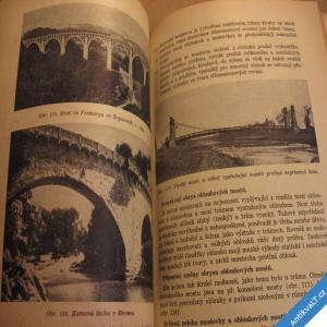foto ESTETIKA MOSTNÍCH STAVEB Pacholík L. 1946