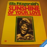 Fitgerald Ella SUNSHINE OF YOUR LOVE 1969 LP MPS
