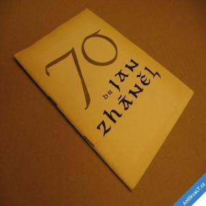 foto 70 let MUDr. Jan Zháněl Muzeum Vyškov zprávy květen, fotky