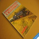 LOKOMOTIVY A HISTORIE Antonický a kol. 1989 NADAS