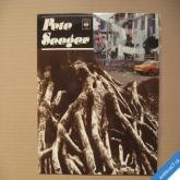 Pete Seeger LP 1976 CBS Supraphon deska intakt