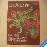 Zoltán Kodály Háry János, Tance z Galanty... 1981 intakt