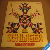 SCHLAGER KALEIDOSKOP 1 LP AMIGA stereo 1971