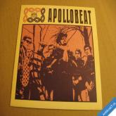 Apollobeat Spálený Petr POJĎ, LÍNOU KŮŽI MÁM 1970 SP