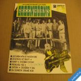 GREENHORNS - KOČÁREM.., ŽLOUTNOU UŽ TRÁVY, HARDY, SVATEBNÍ ZVONY..  SP 1970