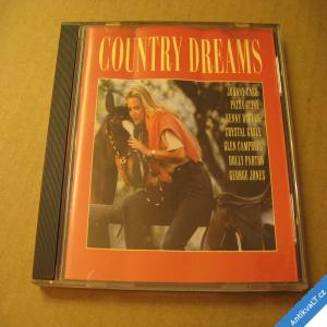 foto COUNTRY DREAMS - VARIOUS ARTISTS Cash, Cline, Rogers, Gayle... 1997 CD