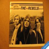 The Rebels Plíva, Korn ŠÍPKOVÁ RŮŽENKA, HLOUPEJ HONZA 1969 SP 043 0709