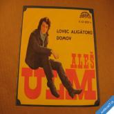 Ulm Aleš LOVEC ALIGÁTORŮ, DOMOV 1975 SP 043 1859
