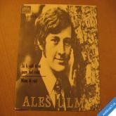 Ulm Aleš JÁ K VŮLI TOBĚ JSEM TEĎ RVÁČ, MÁM TĚ RÁD 1971 SP 043 1121