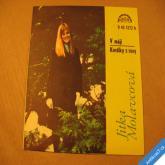 Molavcová Jitka V MÁJI, KORÁLKY Z ROSY 1972 SP 043 1372