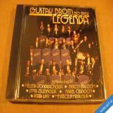 Gustav Brom Big Band LEGENDA various singers 1996 CD