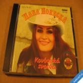 +++ Horecká Hana KOVBOJSKÁ SVATBA 1995 CD Tommü +++
