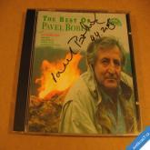 +++ BOBEK PAVEL The Best Of 1992 CD PODPIS +++