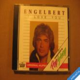 Engelbert I LOVE YOU 1989 CBS CD