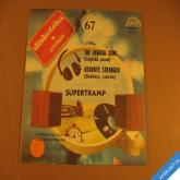 Supertramp THE LOGICAL SONG, GOODBYE STRANGER 1984 SP stereo