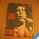 Jones Tom DELILAH, SMILE 1968 SP YUGO SDC-8174