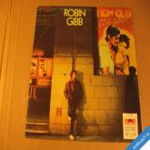 Gibb Robin HOW OLD ARE YOU? 1982 LP Balkanton top