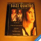 Quatro Suzi THE BEST OF 1996 Holland CD