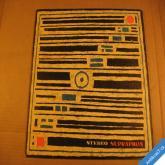 Caravelli a jeho kouzelné housle 1967 Stereo Supraphon LP