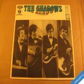 The Shadows LP 1971 Columbia Supraphon stereo