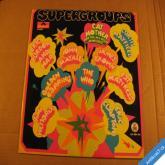 SUPERGROUPS VARIOUS ARTISTS Polydor Jugoslavia  LP 198?
