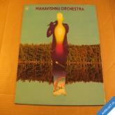 MAHAVISHNU ORCHESTRA 1976 LP Supraphon