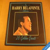 Belafonte Harry 20 GOLDEN GREATS 198? Balkanton LP top