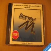BONEY M Greatest Hits Of All Times Remix 1988 BMG CD raritka