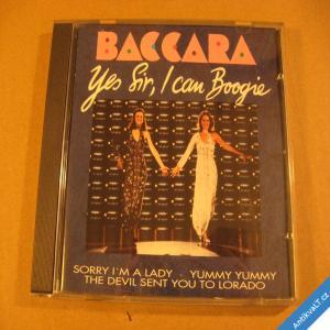 foto BACCARA YES SIR I CAN BOOGIE 1994 Ariola 1994 CD